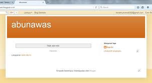 cara membuat blog yang gratis cara membuat blog gratis di blogger matahaya com