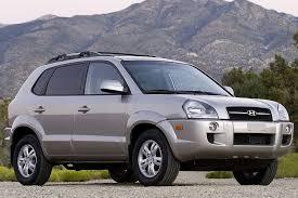 reviews on hyundai tucson 2007 hyundai tucson overview cars com