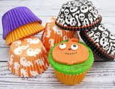halloween cake and cupcake decorations
