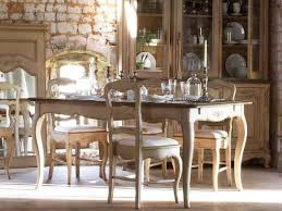 modern french country dining room