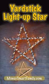 Do It Yourself Outdoor Christmas Decorating Ideas - 25 unique star christmas lights ideas on pinterest christmas
