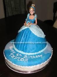 cinderella birthday cake coolest 2 tiered cinderella doll birthday cake birthday