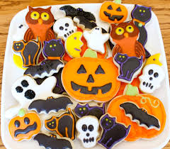 Halloween Cookie Cakes Teresa U0027s Treat Shop 2010