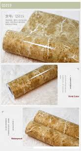 self adhesive wall paper imitation marble waterproof wallpapers for bathroom pvc self