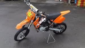 ktm 65 sx 65 cm 2008 ylistaro motorcycle nettimoto