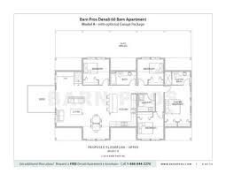 horse barn with apartment floor plans horse barn floor plans denali garage with apartment barn pros