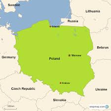 Map Of Germany And Poland by Poland Vacations With Airfare Trip To Poland From Go Today