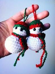 the runaway snowman amigurumi snowman and free pattern