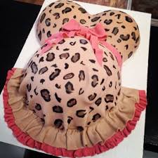 cheetah baby shower baby bump cheetah dress baby shower cake baby showers