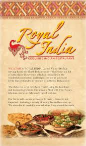 cuisine mar royal india delmar best indian cusine restaurant serves food and