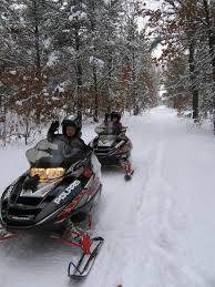 Snowmobile Trail Maps Michigan by Snowmobiling In Grayling Mi Grayling Visitor U0027s Bureau