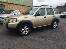 land rover freelander 2003 2005 land rover freelander td4 se station wagon 5 995