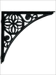 home depot decorative shelf brackets iron brackets for shelves wrought iron wall shelves full size of