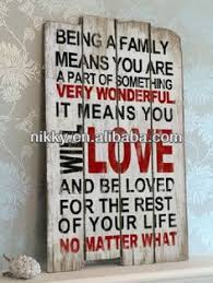 Home Decor Signs And Plaques Because Someone We Love In Heaven Home Decor Plaque Bereavement