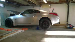 Nissan 350z Manual Transmission - how to change the differential fluid on a nissan 350z