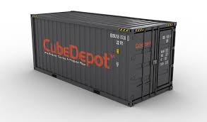 20ft storage containers cubedepot com