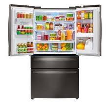 home depot black friday storm doors smudge proof french door refrigerators refrigerators the