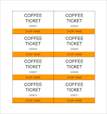 ticket templates u2013 99 free word excel pdf psd eps formats
