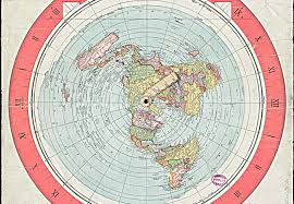 Earth Maps A Couple Of Beautiful Old Flat Earth Maps U2013 Unreally