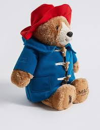 marks u0026 spencer admits gold paddington bear statues