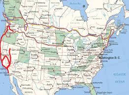 Map Usa And Canada by Usa Canada U2013 Alexander Tolchinsky