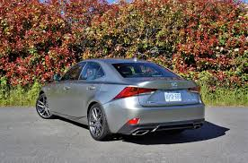 lexus is f sport 2017 2017 lexus is 350 awd f sport the car magazine