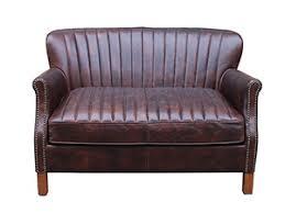 aviator sofa vintage leather sofa industrial sofa