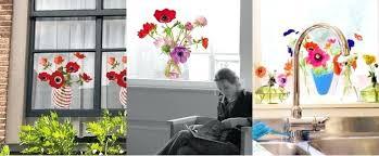stickers pour cuisine d馗oration stickers pour cuisine decoration la dacco de sa fenatre cuisine avec