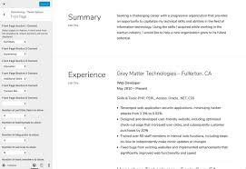 create a beautiful resume with wordpress and atomic u2022 array