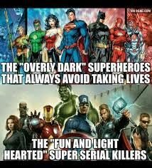 Serial Meme - avengers serial killers meme quirkybyte