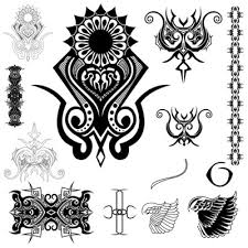 wallpaper leah tribal moon tattoo