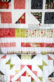 quilts color and quilt patterns by robin pickens using poppy mae