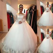 designer wedding dress aliexpress buy new custom made sleeve lace wedding