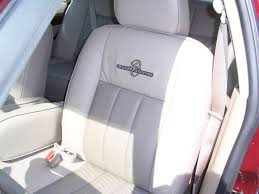 Vehicle Leather Upholstery Custom Leather Upholstery Installation