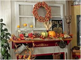 thanksgiving mantel decorating divascuisine
