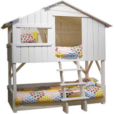 Kids Room Design For Two Kids Bedroom Tree House Design For The Kids With Orange Base Color And