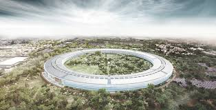 new apple headquarters concrete aspirations
