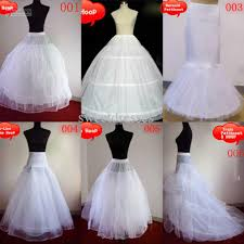 underskirts for wedding dresses new wholesale in stock wedding petticoat one undergarment