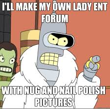 How Do I Make My Own Meme - i ll make my own lady ent forum with nug and nail polish pictures