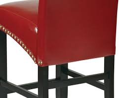 red bar stools with back best 25 red bar stools ideas on