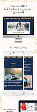 free personal wedding websites wedding website domain name tips you d never think of more