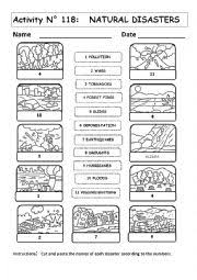 english worksheets the environment worksheets page 14