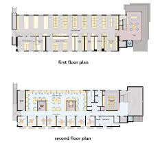 carnegie department of global ecology site plan and floor plans