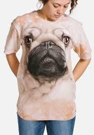 3d boxer dog t shirt big face animal t shirts the mountain
