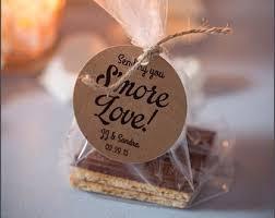 smores wedding favors white smore wedding favor smore tags wedding favor