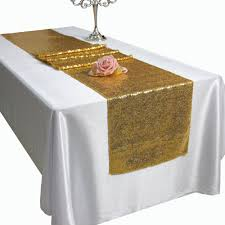 online buy wholesale silver table runner from china silver table
