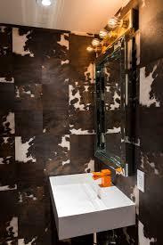 single hole bathroom faucet in contemporary toronto with bathroom