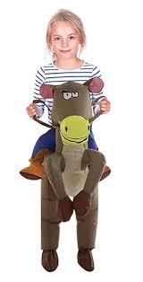 Horse Rider Halloween Costume Inflatable Costumes Kids 40 Heathered Nest