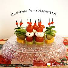 cute and easy appetizer for christmas working mom u0027s edible art
