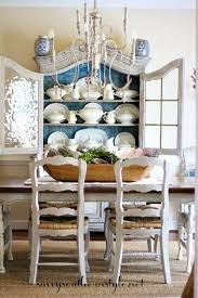 Country Dining Chairs Dining Room Design Country Farmhouse Style Dining Room